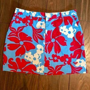 NWOT ROXY Quicksilver Tropical Skirt